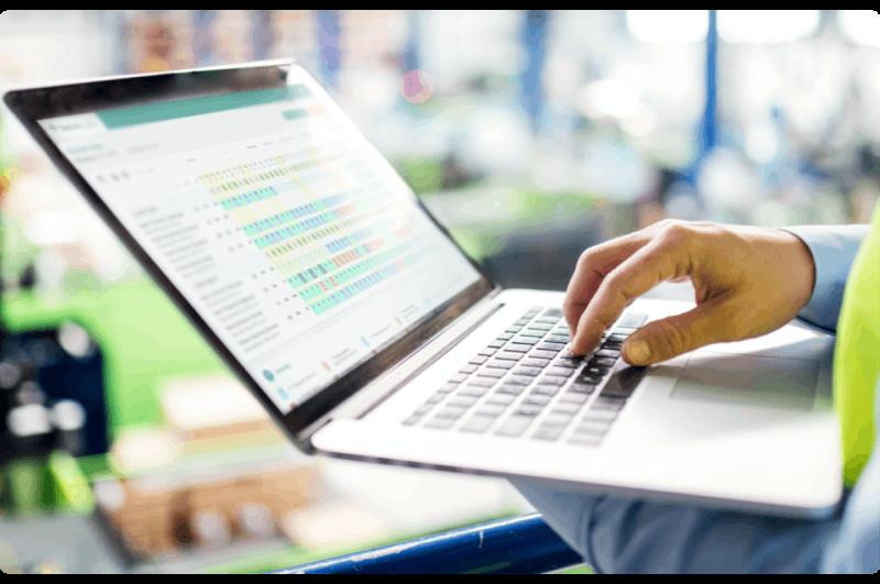 """С модул """"Графици"""" на HeRMeS eXpress ефективно планирате и разпределяте работните графици на вашите служители в пълно съответствие сбългарското законодателството."""